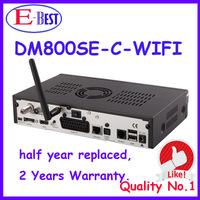 dm 800 se c wifi HD Cable Receiver DVB-C SIM2.10 sunray DM800hd se Linux Enigma2 Cable Receiver dm800se c  fedex free shipping