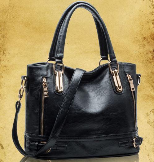 Famous Brands Handbags 2014 Hot Women Genuine Leather Bags Women Handbag Fashion Vintage Bag Shoulder Bags Portable Bag(China (Mainland))