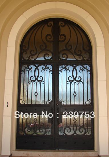DRM -022 em casa com o cobre escuro em portas de ferro(China (Mainland))