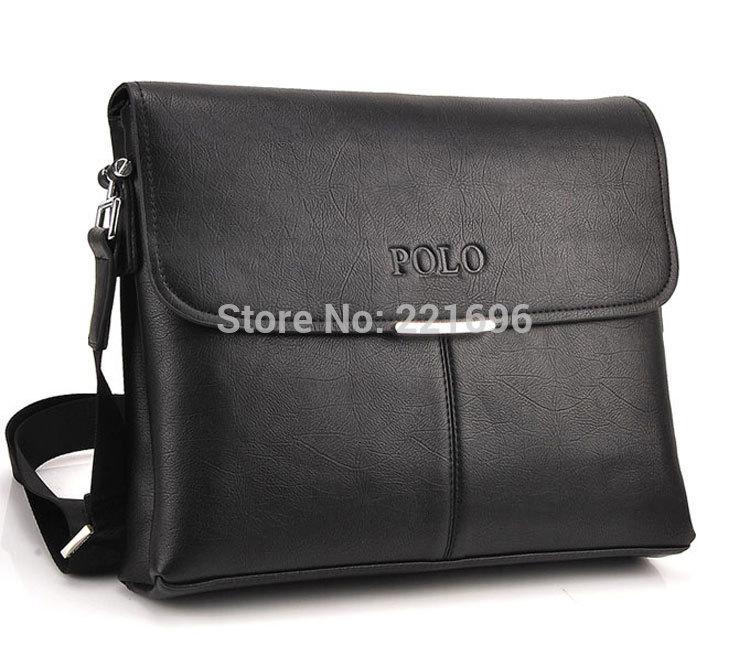 Man Brand Bag Best Quality Men's Messenger Bag Business Briefcase Genuine Leather Bag Man Casual Handbag 3001-3 Free Shipping(China (Mainland))