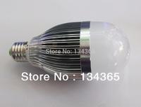 Energy-saving 12W aluminum E27 LED light cool/warm white light super light led bulb AC90-260V SMD5730 LED spotlighting