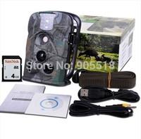 Free Shipping Wildlife Camera Ltl-5210A Trail Camera 940nm Black Led Invisible Animal Trap Hunting Camera