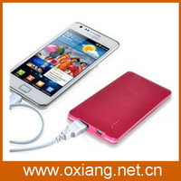 3700mAh 5V/1A handy power bank charger