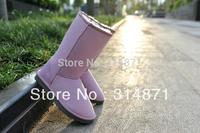 Free shipping!!! New Arrival!!! 2014 Quality Australian Winter Boot sheepskin waterproof snow boots women boot snow boot