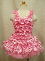wholesale 2013 newest baby girl's TUTU skirt ,mix 5 size,DOT dance skirt
