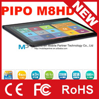 PIPO M8HD Tablet PC 9.4'' IPS Screen 1920x1200 Android 4.2 RK3188 Quad Core 2G/16GB  Dual Camera WIFI HDMI tablet pc