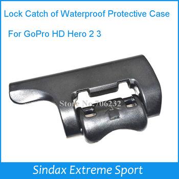 Replacement Lock Catch of Waterproof Protective House Case for GoPro HD Hero / Hero2 / Hero3 Black Wholesale