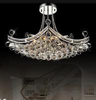 luxury crystal bedroom lamp restaurant chandelier crystal lamp