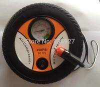 Strengthen version Inflatable tyre pump car air pump car air compressors car inflatable pump promotional 12V charging pump
