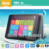 "Tablet PC PiPO U8 RK3188 Quad Core Android 7.85"" 2GB 16GB Dual Camera Bluetooth WIFI GPS 3G HDMI OTG Note Laptop Computer"