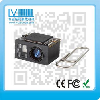 LV3080 MINI smallest barcode scanner software engine reader module