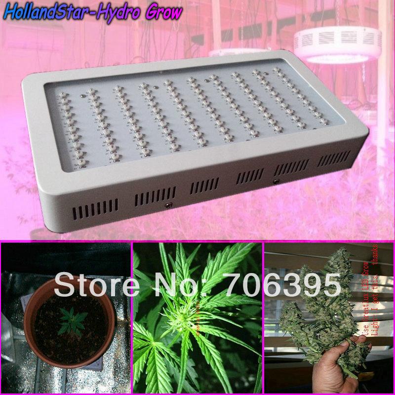 2014 hidropônicos cresce a luz LED de 300W , de espectro completo 100x3w crescer lâmpada , 660nm e de alta qualidade(China (Mainland))
