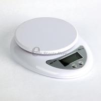 1Pcs 5kg 5000g 1g Digital Kitchen Food Diet Postal Scale Weight Balance