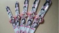 in stock Free shipping 1pcs love Violetta cartoon slap watches,Cartoon watch,best gift to children-kt062