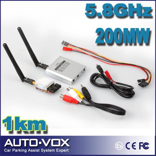 Запчасти и Аксессуары для радиоуправляемых игрушек Auto-Vox 5.8g FPV 200mW av RC FPV 5,8 TX 5,8 WTF-TR582A запчасти и аксессуары для радиоуправляемых игрушек oem 10 fpv ptz 20908