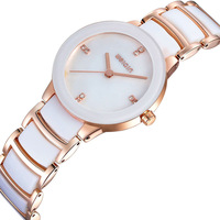 Free Shipping New Arrical Lady Watch Brand Top Quality Quartz Watch The Best Christmas Gift For Women