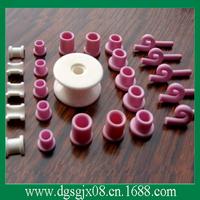 High purity al2o3 alumina textile ceramic eyelets
