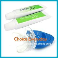 Whitelight Teeth Whitening Gel Light System Kit Set Whiten Tooth Dental Whitener Machine in Just 10 Minutes, Free Shipping