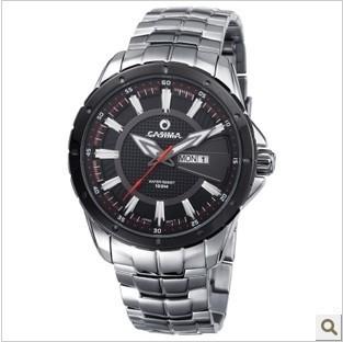 Бесплатная доставка CASIMA 8102 мужские спортивные часы многофункциональный неделю дисплей 100 м водонепроницаемые часы
