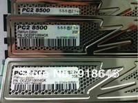 Free Shipping Original OCZ 2GB/4GB Kit(2x2GB) DDR2 1066 Desktop Memory Ram/PC2 8500 /OCZ2P10664GK/Platinum Edition/CL=5-5-5/2.2V