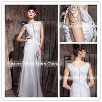 2014 Gossip.H All sizes Personal custom Creative Blanket evening dress Slim punk vintage evening dress vestidos de novia
