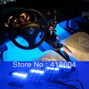 high Quality car led lamp foot light for Peugeot skoda Volkswagen VW MAZDA Chevrolet KIA Nissan Hyundai Subaru Mitsubishi model(China (Mainland))