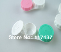 contact lens case, 20pcs per bag, suitable for all contact lens solution, 240PCS