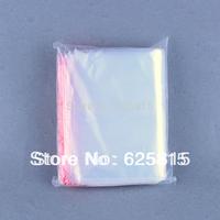 Hot New 100x 14x16cm Jewelry Ziplock Zip Zipped Lock Reclosable Plastic Poly Clear Bags 60-374