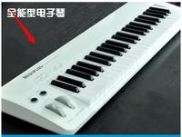 Easy 49 piano keys piano keyboard midi keyboard adult orgatron
