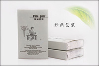 Best Quality and Low Price 100g Brick Tea Yunnan Pu Er Tea Puerh Tea Chinese Tea