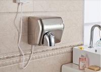 Automatic sensor toilet bathroom hand dryer infared hand-drying machine 2300W