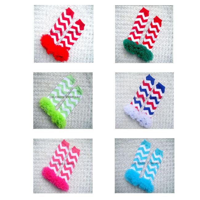 Бесплатная доставка новинка 13 цвета зигзаг детей шеврон пушистый гетры для малыш бесплатная размер для 1-4Years
