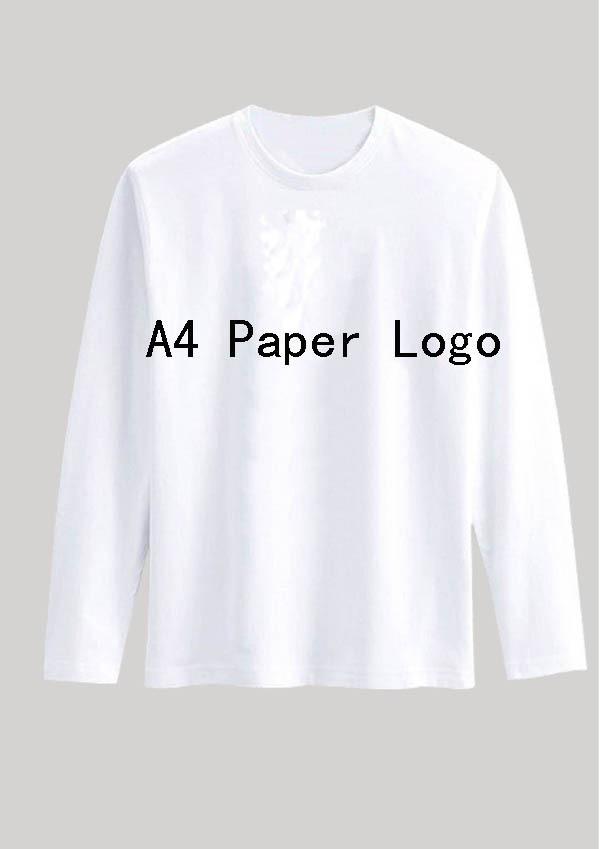 Happy New Year Wish Christmas White Custom T-Shirts Men Male %100 Cotton Long sleeve Fashion T-Shirt Free Shipping T-191517(China (Mainland))
