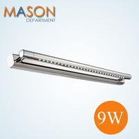 4pcs/lot Frep shipping 9w led modern lamps bedroom bathroom sconce wall mirror light for home 60cm length ip65 cw/ww