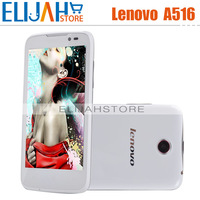 Lenovo A516 MTK6572 Dual Core 3G mobile phone 4.5'' IPS Dual SIM Dual Camera 512MB/4GB BT GPS FM Android 4.2 Multi-Languages