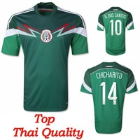 Mexico Soccer Jerseys for 2014 world cup, Mexico National Soccer team shirt, chandal futebol uniforms  ropa deportiva hombre