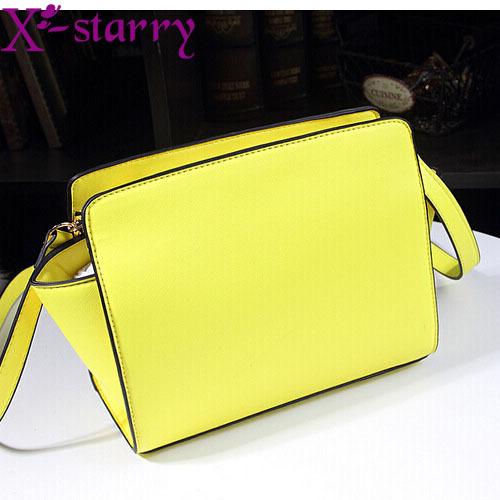 X-starry new 2015 wholesale women handbag day clutch fashion hand-weaved handbags wooden handle evening bags Women bags WQ001(China (Mainland))