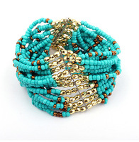 Min.order is $15 (mix order) Bohemian beads bracelet fashion bracelet