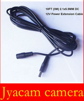 Wholesale Webcam 3m Extension Cable Lead Cord For Foscam IP Camera Power Supply AC 5V Power