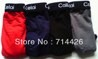 Free Shipping!! Men's Underwear, 5Pieces/lot, Men's Briefs, Sexy Briefs, Mix colors + Size M / L / XL / XXL C-356
