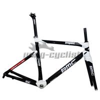free shipping 2013 BMC IMPEC full Carbon toray 700c Road bike Frame carbon bicycles bb68 50/55/57CM CHEAP road carbon frameset