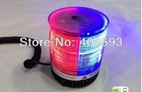 Free Shipping Hot Car decoration lamp led flash lamp   refires roof lights general warning light lamp ceiling   accessories
