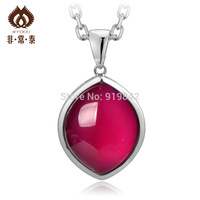 Free shipping 925 pure silver pendant jade pendant fashion 11 women's  necklaces & pendants