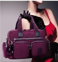 KP-020 New arrival HOT 2014 fashion nylon women brand designer handbags FREE SHIPPING