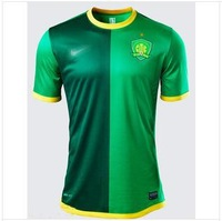 13-14 season Beijing guoan football clothing Training suit Chinese super afc champions Match colors
