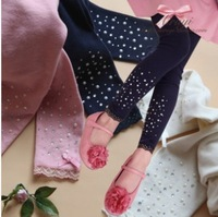 wholesale for 90-130cm growth baby girls leggings,baby girl pants,child pant,lace leggings,leggin