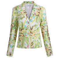 3XL 4XL 5XL 6XL Plus Size Casual Women Linen Embroidery Suit Jacket Blazer Coat Big Large Oversize XXXXL  XXXXXL Autumn Spring