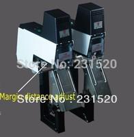 Saddle Automatic Stapler for Booklet Magazine. Double Heads. Flat stapler