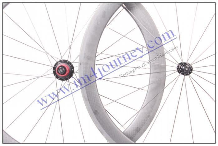 Racing Light 700C Carbon Road Bike 50mm Tubular Wheels Chosen J-Bend Hubs+ Pillar Bladed Aero Spokes 1423 High TG Resin Sriffer()