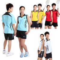 100% cotton volleyball suit set short-sleeve volleyball  sportswear set Jerseys+shorts  men and women volleyball uniforms